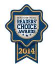 Reader's Choice Award 2014