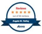 AVVO 5 Start Review Award